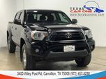 2014 Toyota Tacoma PRERUNNER DOUBLE CAB V6 SR5 AUTOMATIC REAR CAMERA BLUETOOTH BED LINER TOWING PKG