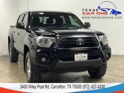 2014_Toyota_Tacoma_PRERUNNER DOUBLE CAB V6 SR5 AUTOMATIC REAR CAMERA BLUETOOTH BED LINER TOWING PKG_ Carrollton TX