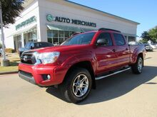 2014_Toyota_Tacoma_PreRunner Double Cab Long Bed V6 5AT 2WD CLOTH STS, BACKUP CAM, BLUETOOTH CONNECTIVITY USB/AUX INPUT_ Plano TX