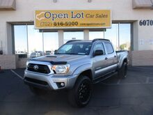 2014_Toyota_Tacoma_PreRunner Double Cab Long Bed V6 5AT 2WD_ Las Vegas NV