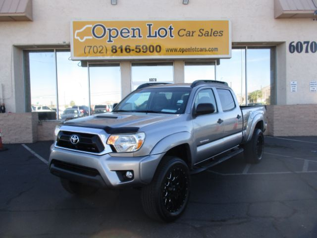 2014 Toyota Tacoma PreRunner Double Cab Long Bed V6 5AT 2WD Las Vegas NV