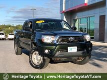 2014 Toyota Tacoma SR5 4WD Double Cab LB V6 AT South Burlington VT