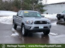 2014 Toyota Tacoma TRD Sport 4WD Double Cab V6 AT South Burlington VT