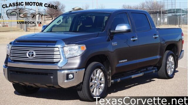 2014 Toyota Tundra 4WD Limited Lubbock TX