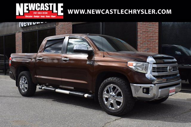 2014 Toyota Tundra 4WD Truck 1794 Newcastle ME