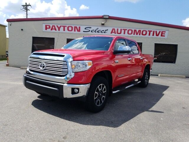 2014 Toyota Tundra 4WD Truck LTD Heber Springs AR