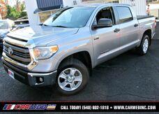 2014_Toyota_Tundra 4WD Truck_SR5 5.7L V8 CrewMax 4WD_ Fredricksburg VA