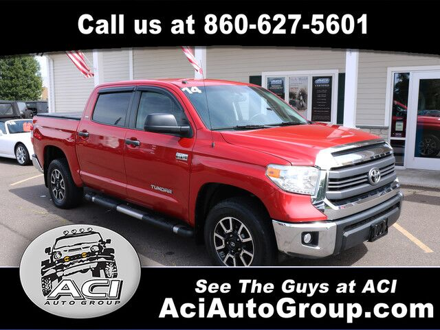 2014 Toyota Tundra 4WD Truck SR5 East Windsor CT