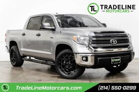 2014_Toyota_Tundra 4WD Truck_SR5, NAV, Leather, Tonneau Cover, Sprayed-in Bedliner & Much More!_ CARROLLTON TX