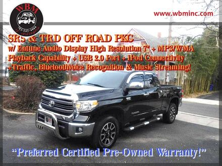 2014_Toyota_Tundra_4x4 Double Cab w/ SR5 & TRD_ Arlington VA