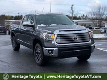 2014 Toyota Tundra Limited Double Cab 5.7L V8 6-Spd AT South Burlington VT