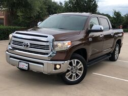 2014_Toyota_Tundra_PLATINUM CREWMAX 5.7L 4WD 1794 EDITION BLIND SPOT MONITORING NAVIGATION_ Addison TX