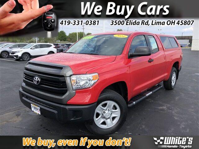 2014 Toyota Tundra SR Lima OH