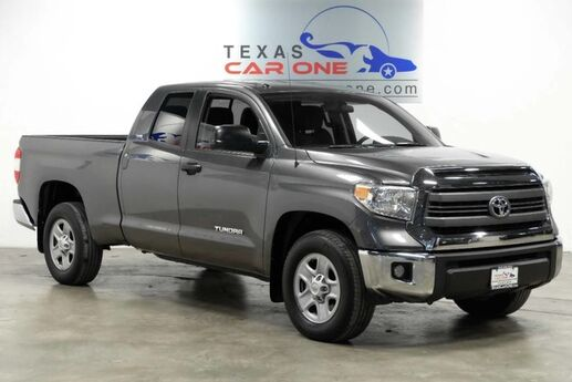 2014 Toyota Tundra SR5 4.6L V8 DOUBLE CAB AUTOMATIC REAR CAMERA BLUETOOTH TOW HITCH Carrollton TX