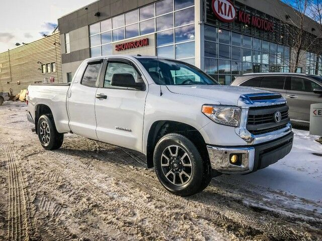 2014 Toyota Tundra SR5 4WD 4.6L *BLUETOOTH/REARVIEW CAMERA/FOG LIGHTS* Edmonton AB