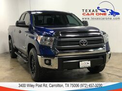 2014_Toyota_Tundra_SR5 5.7L DOUBLE CAB TSS OFF-ROAD REAR CAMERA BLUETOOTH RUNNING B_ Carrollton TX