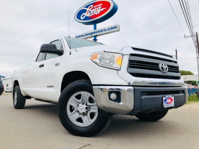 2014 Toyota Tundra SR5 5.7L V8 Double Cab 2WD Long Bed