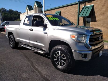 2014 Toyota Tundra SR5 5.7L V8 FFV Double Cab 4WD Knoxville TN
