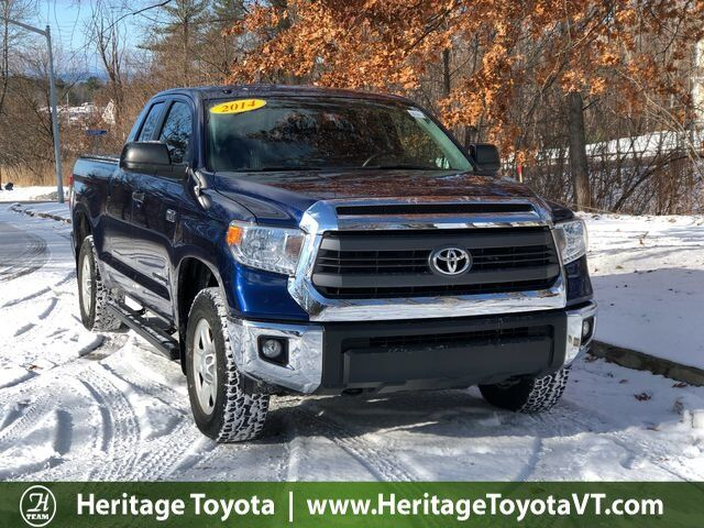 2014 Toyota Tundra SR5 Double Cab 5.7L V8 6-Spd AT
