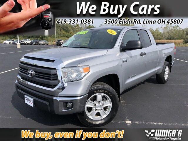 2014 Toyota Tundra SR5 Lima OH