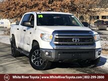 2014 Toyota Tundra SR5 TRD Off-Road White River Junction VT
