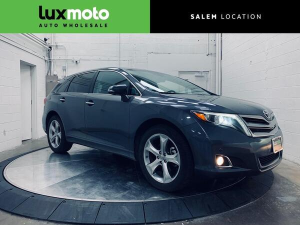 2014_Toyota_Venza_AWD Limited Backup Cam Tow Prep Package_ Portland OR