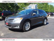 2014_Toyota_Venza_LE_ Lexington MA