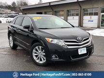 2014 Toyota Venza LE South Burlington VT