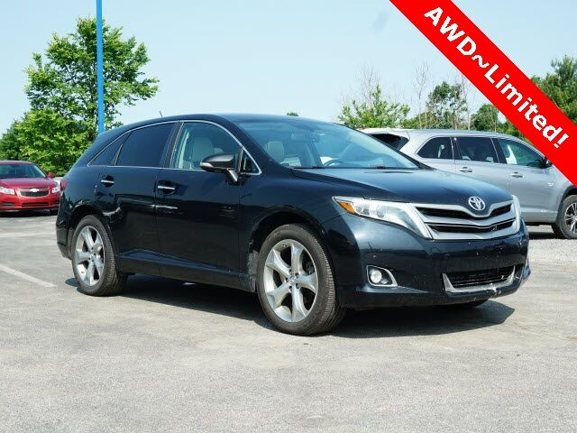 2014 Toyota Venza Limited Cranberry Twp PA