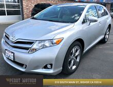 2014_Toyota_Venza_XLE_ Bishop CA