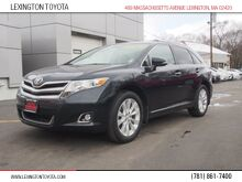 2014_Toyota_Venza_XLE_ Lexington MA