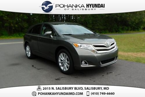 2014_Toyota_Venza_XLE **NAVI**PERFECT MATCH**_ Salisbury MD