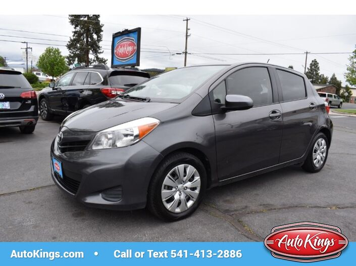 2014 Toyota Yaris L Hatchback Bend OR