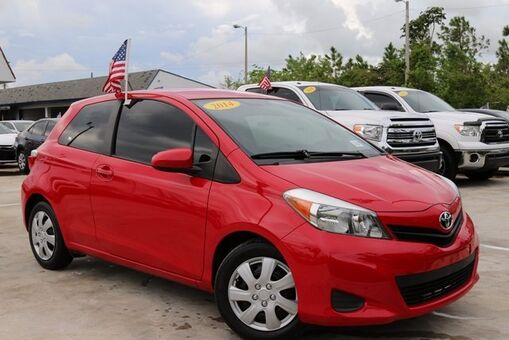 2014_Toyota_Yaris_L_ Homestead FL