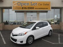 2014_Toyota_Yaris_LE 5-Door AT_ Las Vegas NV