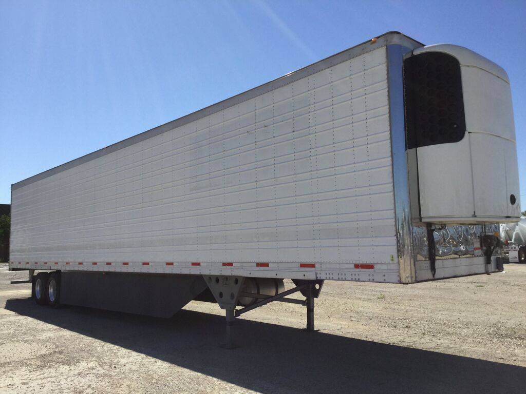 2014 UTILITY 53x102 REFRIGERATED