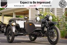 2014 Ural Gear Up Flat Black
