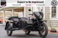 2014 Ural Gear Up Flat Black Custom