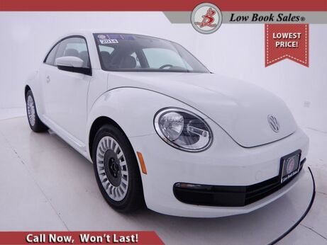 2014_Volkswagen_BEETLE COUPE_1.8T_ Salt Lake City UT