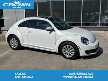 2014_Volkswagen_Beetle_1.8T Comfortline Automatic *Clean Carproof/Local*_ Winnipeg MB