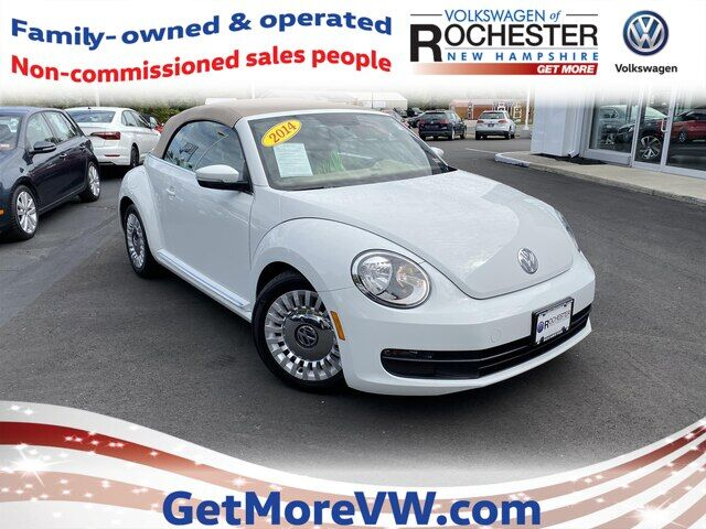 2014 Volkswagen Beetle 1.8T w/PZEV Rochester NH