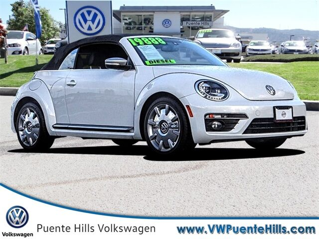 2014 Volkswagen Beetle 2.0 TDI City of Industry CA