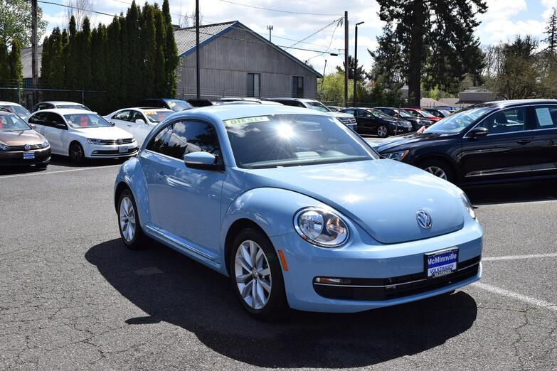 2014 Volkswagen Beetle 2.0L TDI McMinnville OR