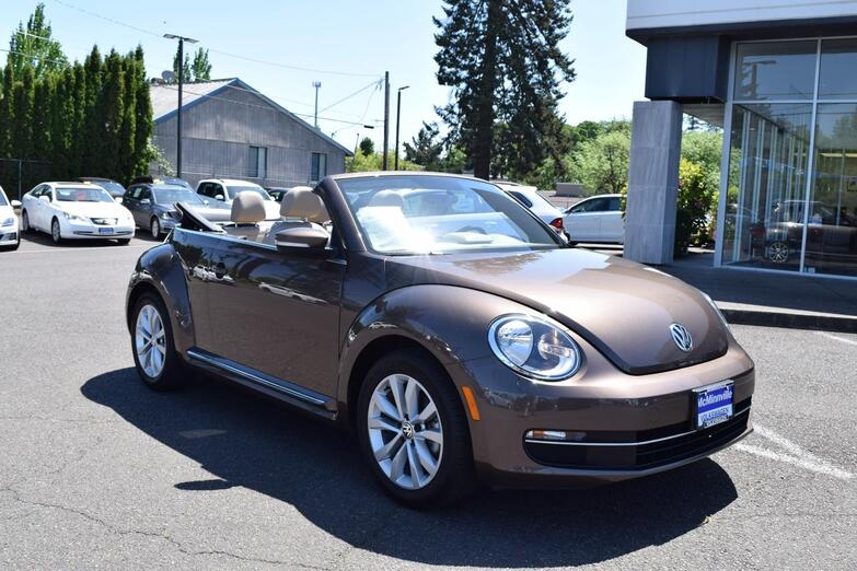2014 Volkswagen Beetle 2.0L TDI w/Sound/Nav McMinnville OR