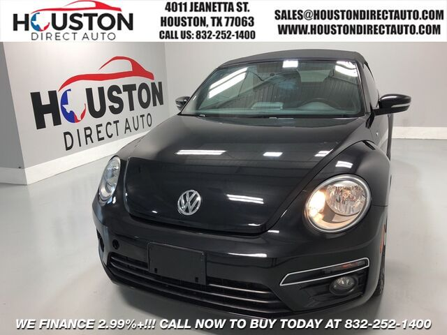 2014 Volkswagen Beetle 2.0T R-Line Houston TX