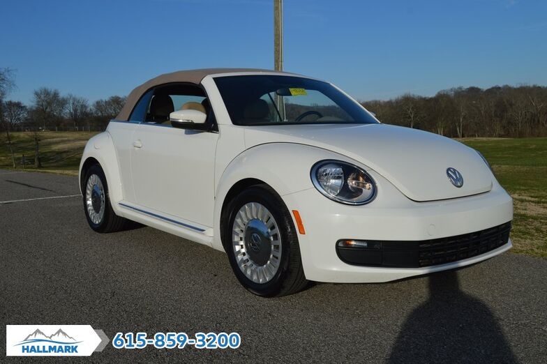 2014 Volkswagen Beetle 2.5L Franklin TN