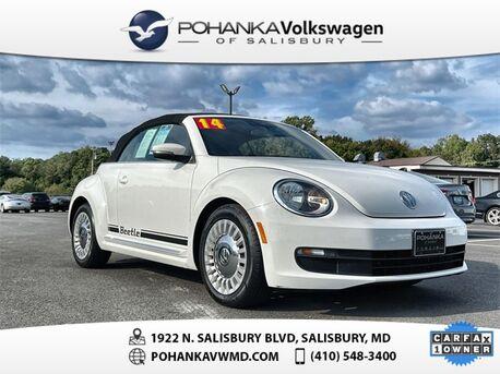 2014_Volkswagen_Beetle_2.5L_ Salisbury MD