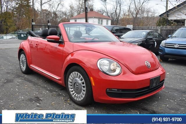 2014 Volkswagen Beetle 2.5L White Plains NY