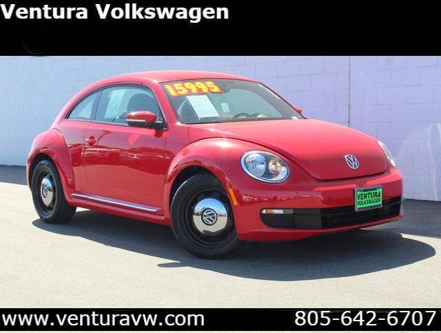 2014 Volkswagen Beetle 2dr Auto 1.8T PZEV Ventura CA