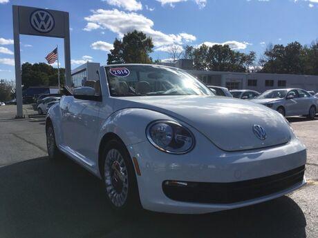 2014 Volkswagen Beetle Convertible 1.8T Ramsey NJ